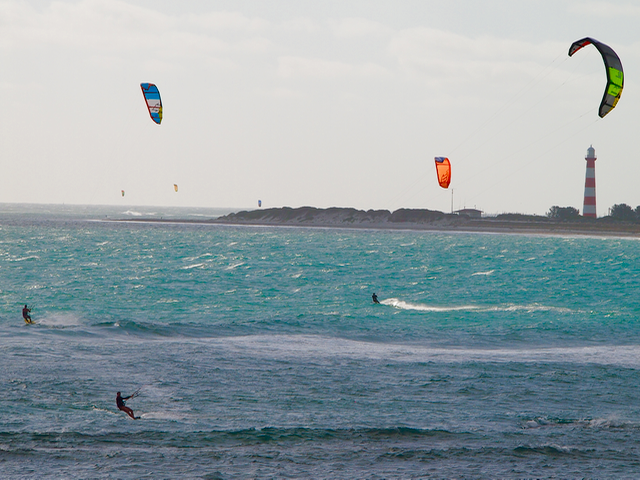 Five things startups can learn from kitesurfing